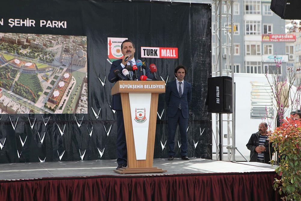 T.C. Çalışma ve Sosyal Güvenlik Bakanı Faruk ÇELİK